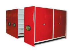 Kırmızı Kompakt Sistem
